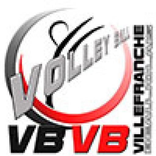 Villefranche Beaujolais Volley Ball Logo